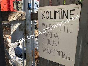 Kolimisteenus Tallinnas, korteri kolimine, kontori kolimine, klaveri transport www.uksestukseni.ee Uksest Ukseni