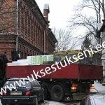 Mööblivedu, kauba vedu, kauba transport, kolimisteenus Tallinnas, kolimine, kolimisfirma www.uksestukseni.ee