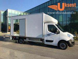 Kaubavedu, veoteenus, transporditeenus, logistikateenus